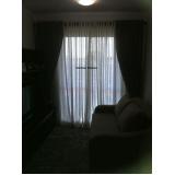 comprar cortinas com xale na Vila Andrade