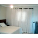 comprar cortinas em varão no Campo Belo