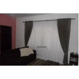 cortina blecaute com voil Vila Leopoldina