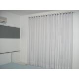 cortina blecaute para porta balcão