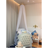 cortina blecaute para quarto de bebê Pinheiros