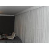 cortina blecaute para sacada valores Campo Grande