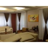 cortina para sanca de gesso feito sob medida Butantã
