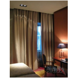 cortina para sala com sanca de gesso