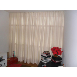 cortinas blackout com voil Brooklin