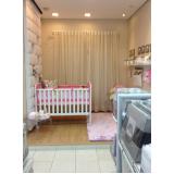 cortinas blecaute para quarto infantil Jardim América