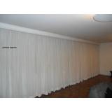 cortinas blecaute para sacada Santo Amaro