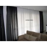 cortinas em voil preço na Água Branca