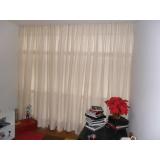 cortinas para sala com sanca de gesso Jabaquara