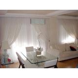 lavagem a seco de cortinas Interlagos