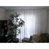 lavagem de cortinas residenciais preço Sumaré