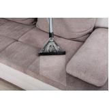 limpeza a seco sofá Santos
