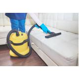 Serviço de Limpeza de Estofados