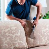 limpeza de sofá 2 lugares valor Água Funda