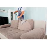 limpeza de sofá de linho valor Jandira