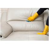 limpeza de sofá e impermeabilização valor Santos