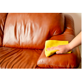limpeza de sofá profissional valor Rio Pequeno