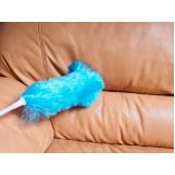limpeza de sofá profissional Vila Mariana