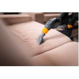 limpeza de sofás 2 lugares Moema