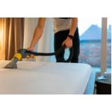 limpeza e higienização de colchão valores Sumaré
