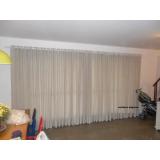 lojas de cortina em linho em Interlagos
