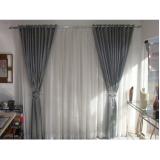 lojas de cortina prega americana no Campo Belo