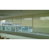 manutenção de persiana para porta de vidro valor Interlagos