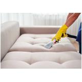 onde faz limpeza de sofá profissional Butantã