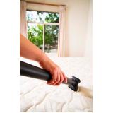 quanto custa limpeza de colchão a seco Santos