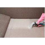 valor de limpeza e higienização de estofados Raposo Tavares