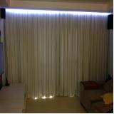 venda de cortina de trilho Água Branca