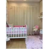 venda de cortinas de linho em sp Campo Grande