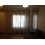 venda de cortinas de trilho em sp Jardim Bonfiglioli