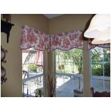 venda de cortinas para cozinha em sp Água Branca