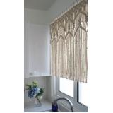venda de cortinas para cozinha preço Rio Pequeno
